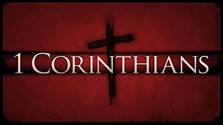 1 Corinthians 12 1)Spiritual gifts are for believers in Jesus 2)Spiritual gifts are for the common good 3)Spiritual gifts are given by the Spirit, as.