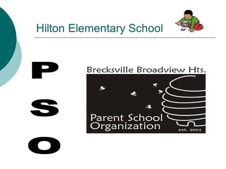 Hilton Elementary School. INTRODUCTION  Principal Martin  PSO President  Welcome  Kindergarten Screening Info  Communication From School  Hilton's.