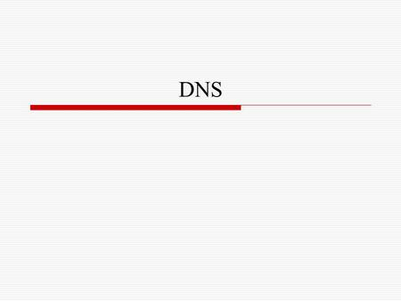DNS.  12.1 DNS resource records  12.2 The naming authority pointer (NAPTR) DNS RR  12.4 Service records (SRVs)