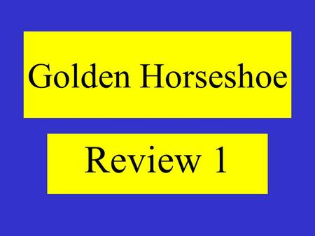 Golden Horseshoe Review 1 First rural free mail delivery Charles Town.