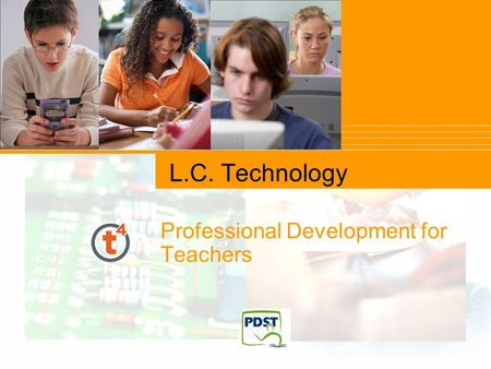 L.C. Technology Professional Development for Teachers.