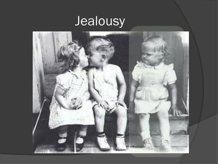 Jealousy. Two of a Kind – Focused on God!  JONATHAN (1 Samuel 14:6) Jonathan said to his young armor-bearer, Come, let's go over to the outpost of those.