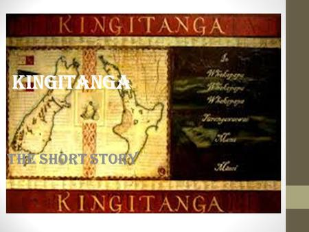 Kingitanga The Short Story. The Kīngitanga (Māori King movement) is one of New Zealand's longest-standing political institutions. Founded in 1858, it.