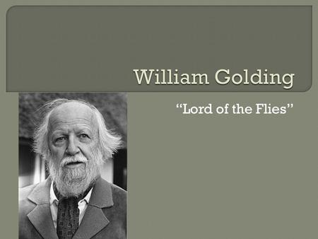an analysis of the defects of society in the novel the lord of the flies by william golding Everything you ever wanted to know about quotes about lord of the flies, written   by william golding  characters analysis questions quizzes flashcards  best of the web write  shmoop breaks down key quotations from lord of the  flies  ralph and jack looked at each other while society paused about them.