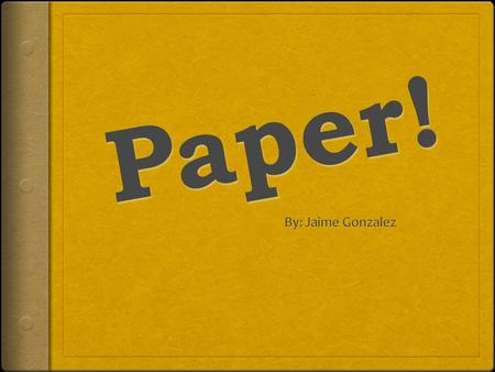 What do we use paper for? The Facts:  Americans use about 31.5 million tons of printing and writing paper per year! Meaning 660 pounds per person! Which.