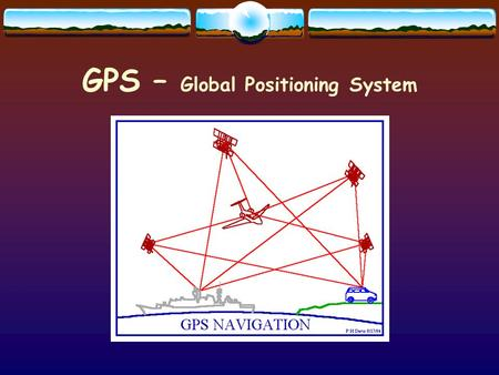 GPS – Global Positioning System. How Do You Use a GPS?  Each brand of GPS is set up differently.  At the Smith Center, we use Garmin etrex units.