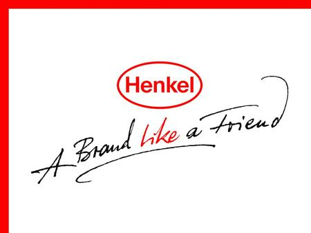 Henkel Technologies The new dimension in printing effects.