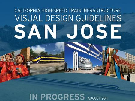 California High Speed Rail Downtown Alignment Issues Elevated Option - -Visual - -Noise - -Land Development Underground - -Cost - -Construction Risk.