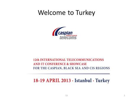Welcome to Turkey 131. 2 TUYAD is a non-profit, non – governmental organization which has been founded by the companies in the satellite sector. It was.