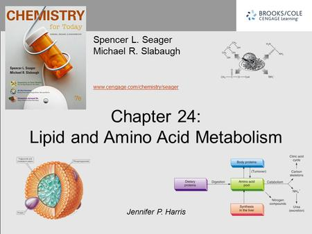 LIPID METABOLISM – BLOOD LIPIDS