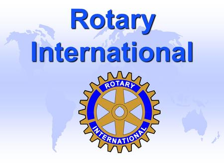 RotaryInternational WTGRR Here is the GRR FSC to help you BAIR with this INFO Rotary is the champion of the acronym and if you get confused, you are.