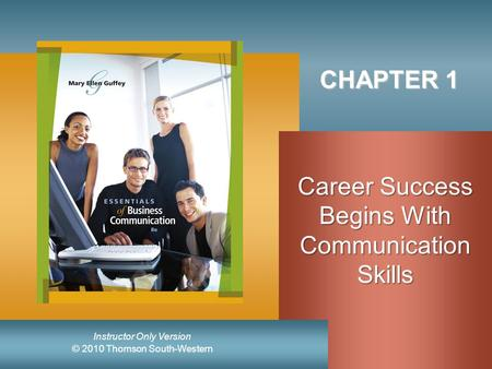 Career Success Begins With Communication Skills