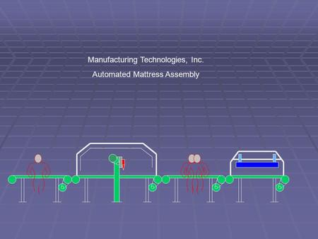 Manufacturing Technologies, Inc. Automated Mattress Assembly.