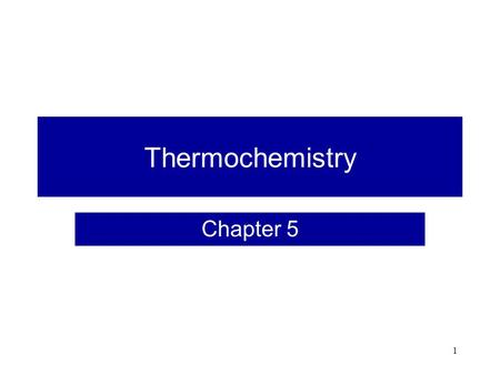 what is relationship between thermochemistry and thermodynamics