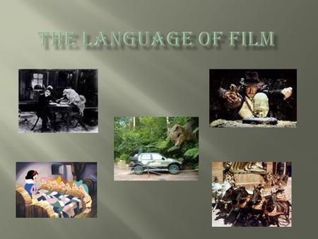  Film-a multi-medial narrative form based on a physical record of sounds and moving pictures; it is also a performed genre primarily designed to be.