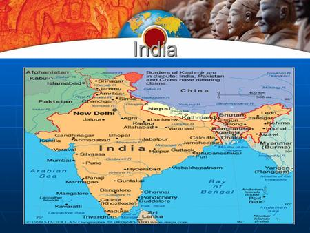 India. Early India The first settlements 3000 B.C.E., when farmers settled along the Indus River in what is now Pakistan. The first settlements 3000 B.C.E.,
