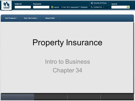 Intro to Business Chapter 34