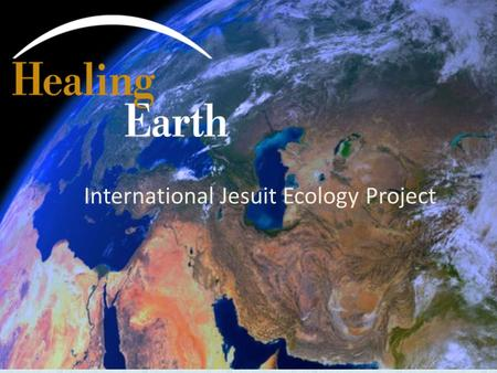 International Jesuit Ecology Project