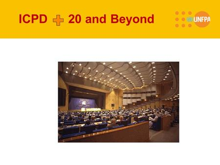 ICPD 20 and Beyond. Paradigm Shift in Population and Development  It's comprehensive vision for development took into account the inextricable link between.