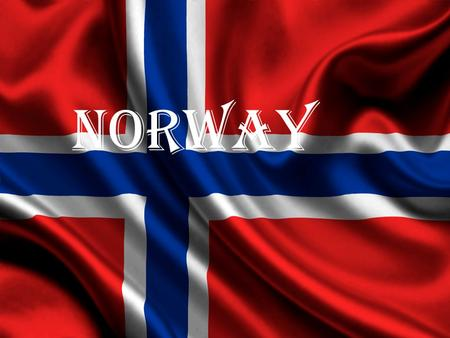 Norway by asa brandyberry Norway. Norway's geography  Norway is in northern Europe.  Bordered by Russia, Finland, Sweden, Atlantic Ocean, and the Barrett.