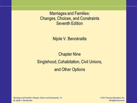 marriage and introduction cohabitation Read model essay on cohabitation it is believed to bring huge advantages for young people cohabitation once rare, now the norm.