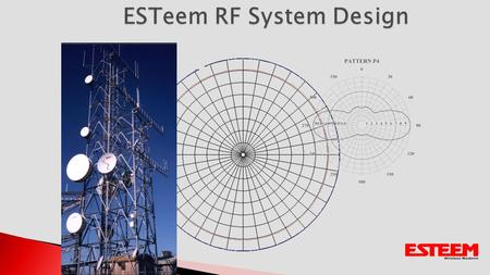 Review Maps RF Design Program Analysis RF System Design Physical Inspection and Testing Confirming Results from RF System Design On-Site Radio Site Survey.