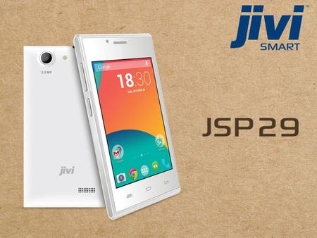 JSP 29 has most advanced android version Big bright display The 3.5 (8.89 cm) display produces bright and vivid colours (320x480 pixels) bringing images.