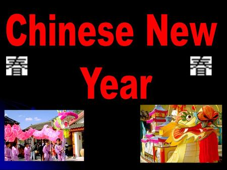 The Chinese New Year Legend The Chinese Calendar names each of the twelve years in its rotating cycle after an animal. There are several legends that.