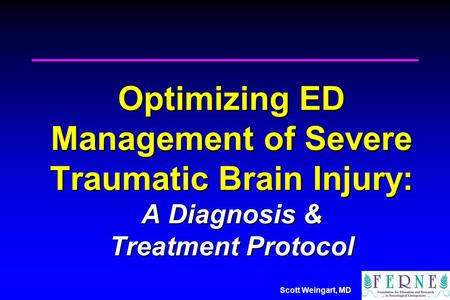 management of traumatic brain injury pdf