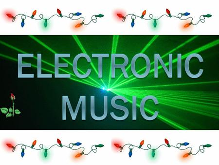What is Electronic Music ?  Electronic music is music that employs electronic musical instruments and electronic music technology in its production.
