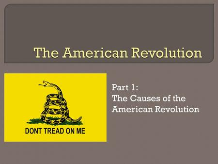 the deficient state of the economy as a factor that caused the american revolution Import duties increased prices even further it took 20 years for america to climb out of the recession caused by the convergence of these factors lesson summary let's review the american revolution inspired similar revolts around the world and fundamentally changed america.