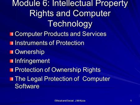 kizza chapter 6 Chapter 4: computer network vulnerabilities kizza - computer network security 2 sources of vulnerabilities there is no definitive list of all possible.