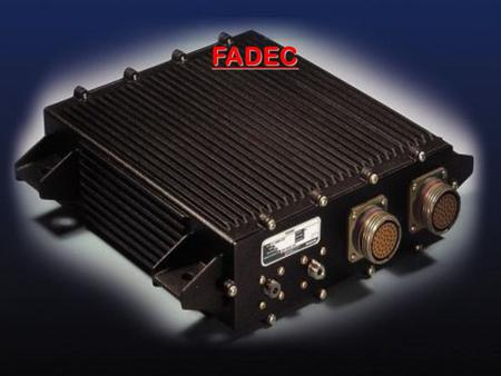 FADEC. What is FADEC?What is FADEC? Digital <strong>Electronic</strong> ControlsDigital <strong>Electronic</strong> Controls Design Requirements : Modern Engine Control SystemDesign Requirements.