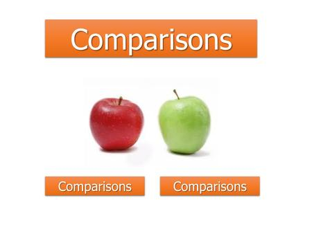 ComparisonsComparisons ComparisonsComparisonsComparisonsComparisons.