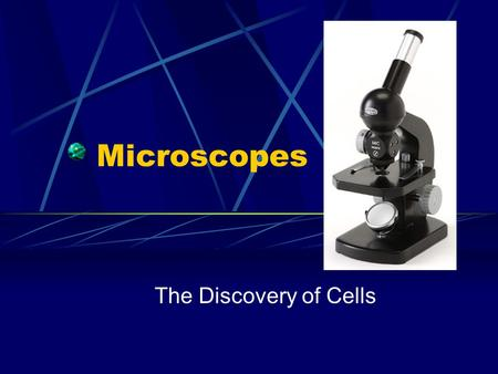 Microscopes The Discovery of Cells Quiz Number paper from 1-5 Identify the following pictures.