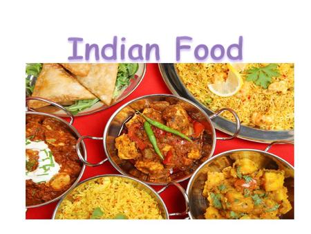 What is Indian Food? Indian food is as varied as anything else in that country; there is no easy definition of an Indian meal. Indian food is often.
