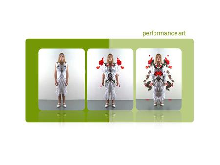 Performance art. performance art is a type of artistic production that focuses upon actions, audiences and sites- specific activities done in a particular.