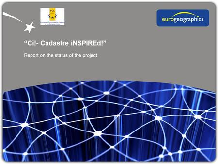 """Ci!- Cadastre iNSPIREd!"" Report on the status of the project."