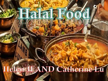 Why it is special The word Halal means clean and permissable The rules are from the holy book of Islam, Qur'an.