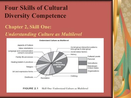 Four Skills of Cultural Diversity Competence