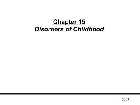 the child developing conduct disorder psychology essay Oppositional defiant disorder in adolescents:  odd can affect many areas of a child's life  while there are several types of conduct disorders,.