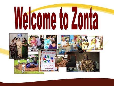 Zonta International Who We Are ABOUT ZONTA INTERNATIONAL Founded in 1919, Zonta International is a global organization of executives and professionals.
