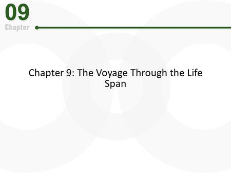 Chapter Development Through the Life Span My Nursing Test Banks