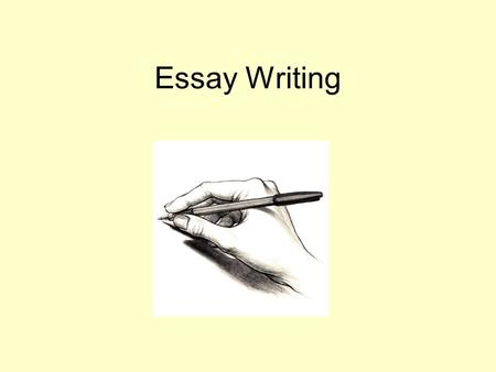 "Essay Writing. The E.O.I. ""Monster"" YOU CAN SUCCEED!!! YOU CAN BEAT THE MONSTER and make it painless by following a few simple steps and ""rules""."