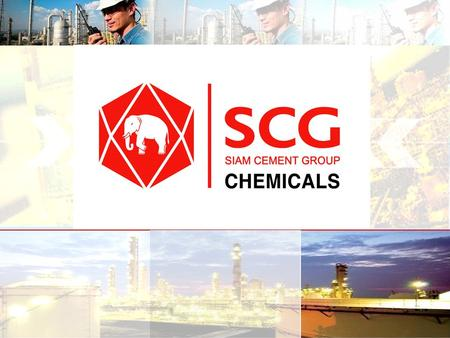 SCG was established in 1913 following a Royal Decree of His Majesty King Rama 6 to produce cement, main building material for infrastructure projects.