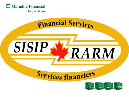 2 Components of SISIP Financial Services Financial Services Financial Planning Financial Counseling Education Program CFPAF Insurance Services Insurance.