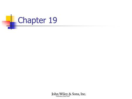 Chapter 19. Learning Objectives (1 of 3) Explain why it is important to have a will Distinguish between a will and a letter of last instructions Describe.