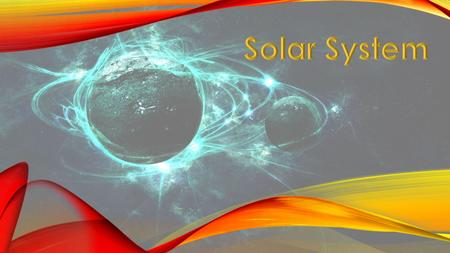 A solar system refers to a star and all the objects that travel in orbit around it. Our solar system consists of the sun - our star - eight planets and.