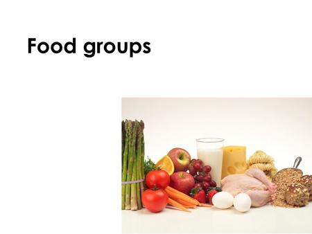 Food groups. The eatwell plate The eatwell plate shows the groups and proportions of different foods needed to make up a healthy balanced diet. The eatwell.