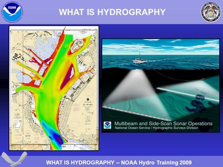 WHAT IS HYDROGRAPHY.